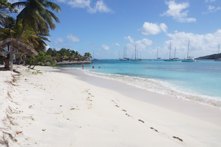 010113 7 The Anchorage of Petit St Vincent