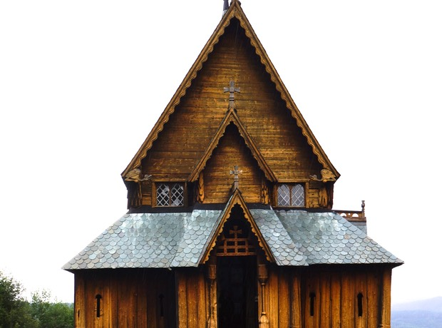 081113 1 Another Stave Church built 1326