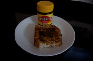 140503 1 BAck onboard and we have vegemite