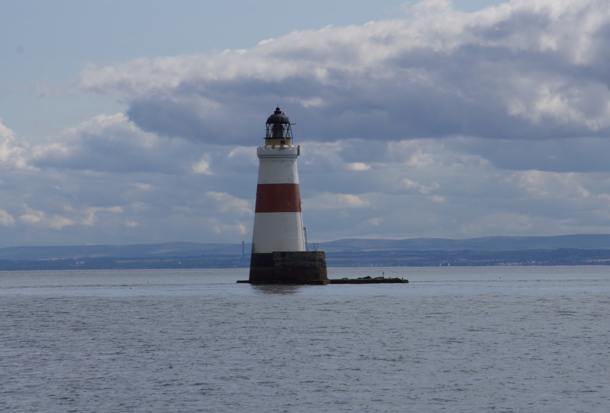 140824 First real lighthouse of Scotland
