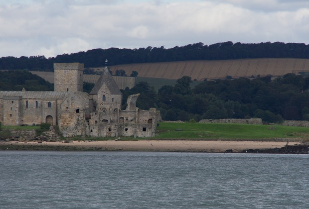 140824 2 Scotland Forth of Firth Historical Ruin