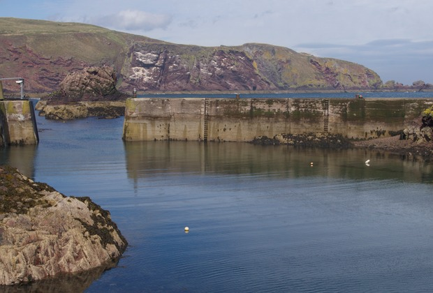 140828 St Abbs Harbour