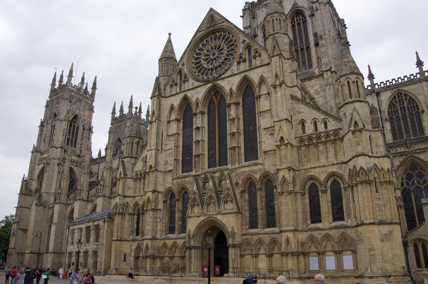 140903 3 York Minster Cathedral