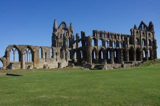 140907 8 Whitby Abby commenced in the 11th century.jpg