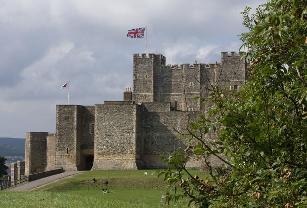 140913 Dover Castle The Great Tower