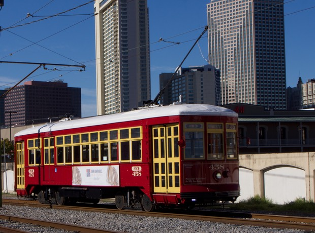141107 Cable Car New Orleans