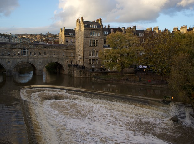 141114 Pulteney Bridge Bath