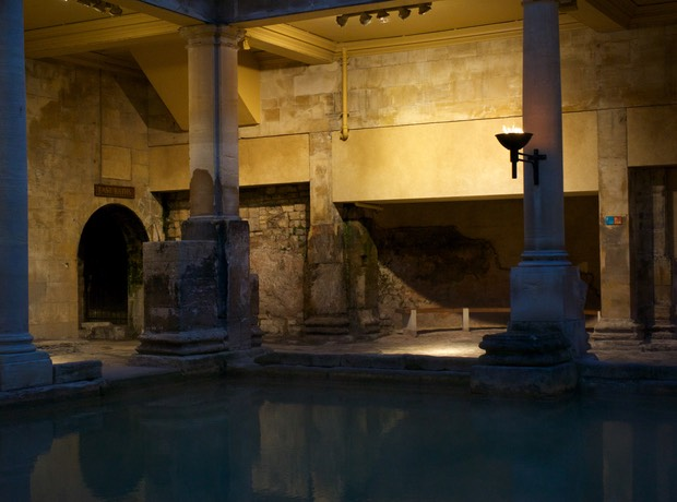 141115 The Roman Baths Bath