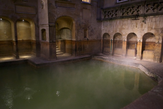 141115 27 The Roman Baths Bath