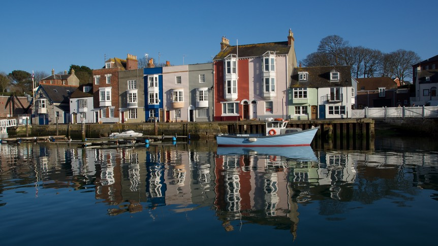 150414 10 Weymouth Harbour