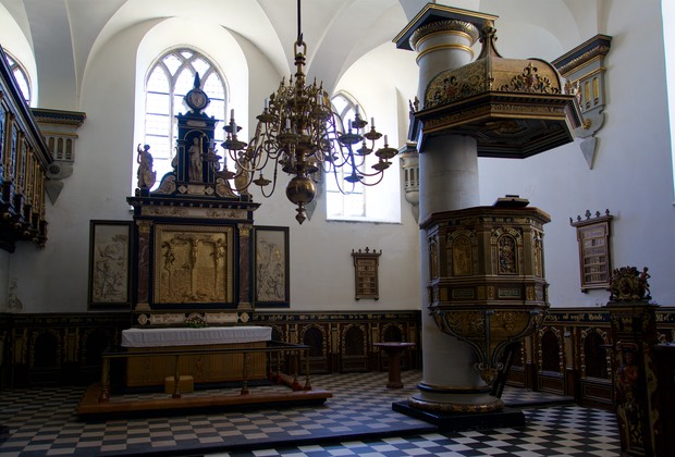 150717 Kronborg Slot The Chapel 1582