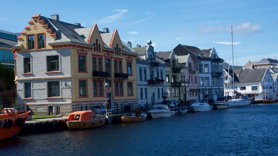 150730 1 Farsund Harbour