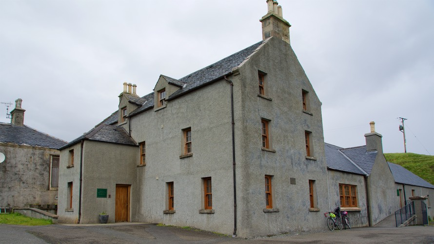 150806 14 Drive Day 2 to Isle of Harris Lunch Stop Rodel Hotel
