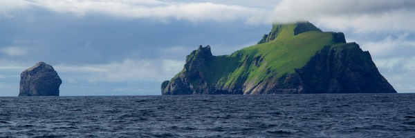 St Kilda to Dunvegan on the Isle of Skye