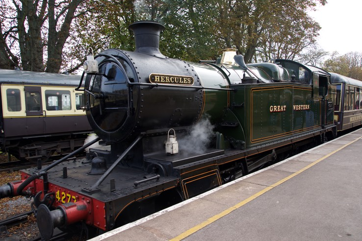151017 7 Kingswear Station Our Engine Hercules.jpg