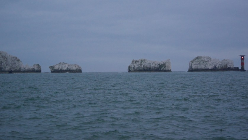 151027 1 Sailing past the Needles on our way to Lymington.jpg