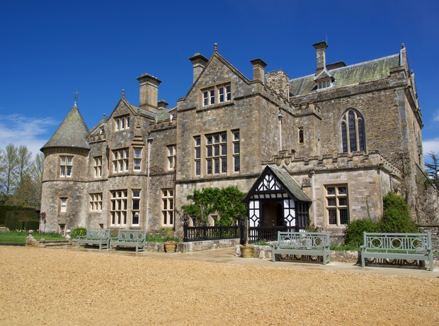 160426 14 Beaulieu Palace House Montagu Home since 1538