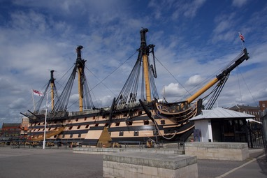 160428 2 The Victory Portsmouth Dockyards