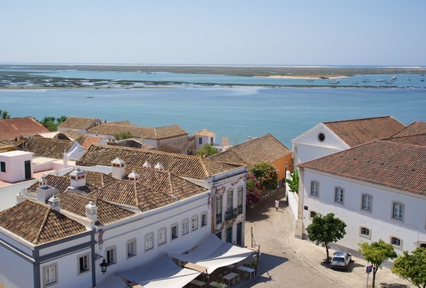 160901 Faro from the Cathedral The Bell Tower