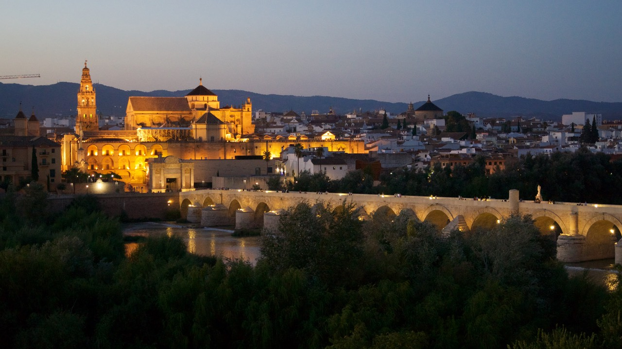 160923 27 Cordoba From the Roof bar of our hotel.jpg