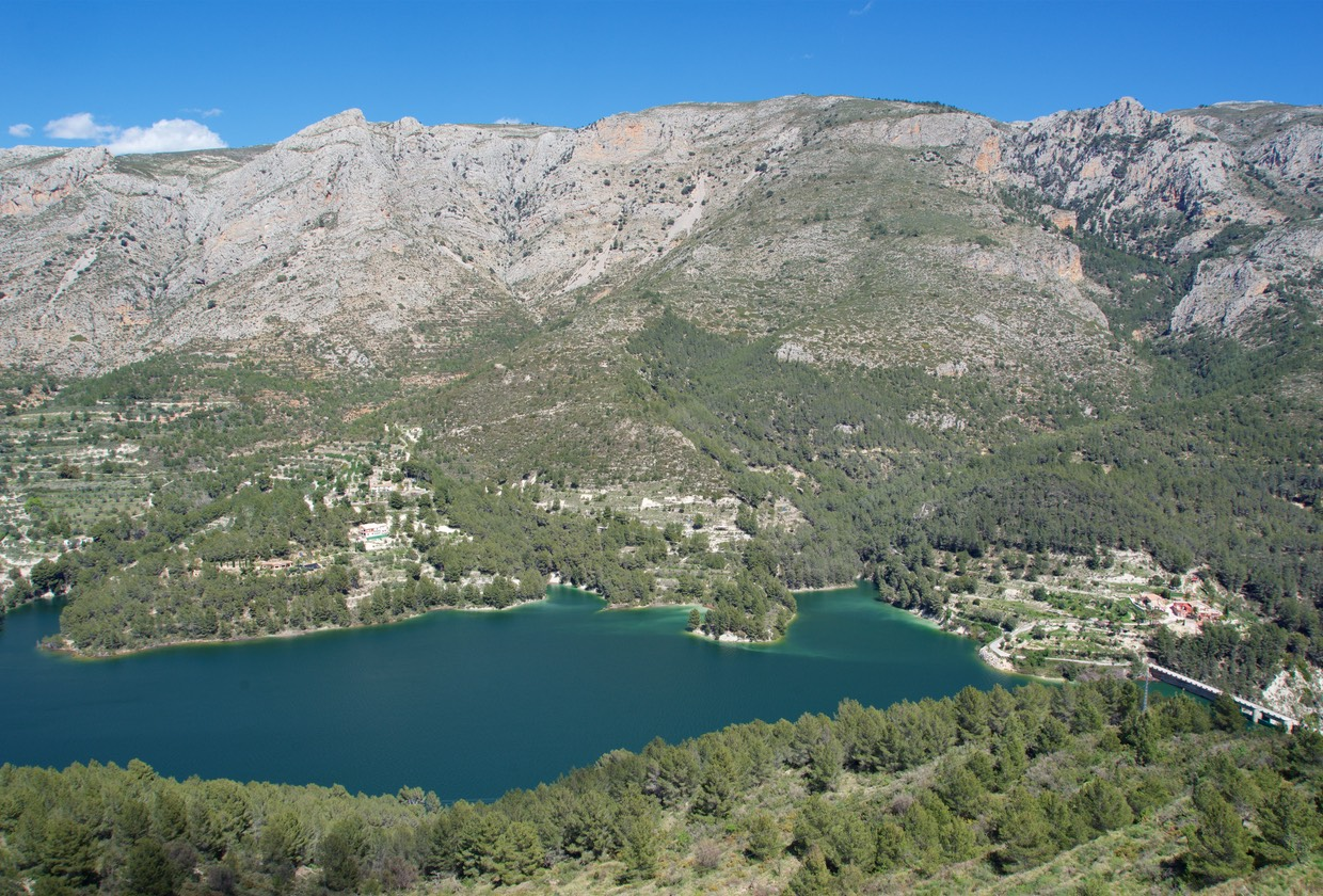 170401 Guadalest Water supply