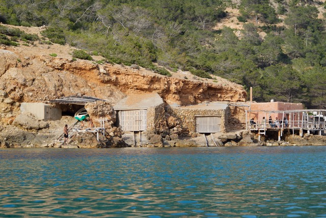 170414 7 Anchorage Benirra's Boatsheds Ibiza
