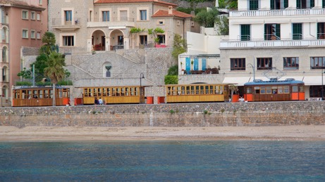 170429 2 Soller Tram operating since 1913