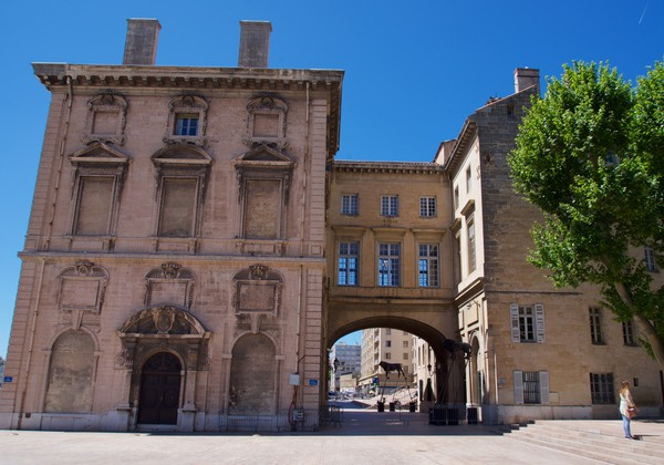 170508 Marseille Town Hall and Hotel De Ville