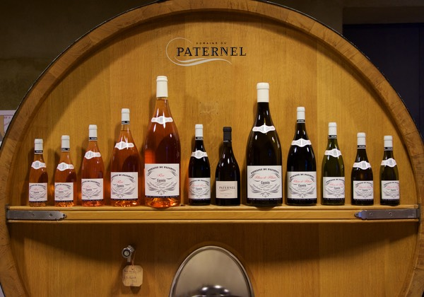 170510 La Paternel Winery near Cassis