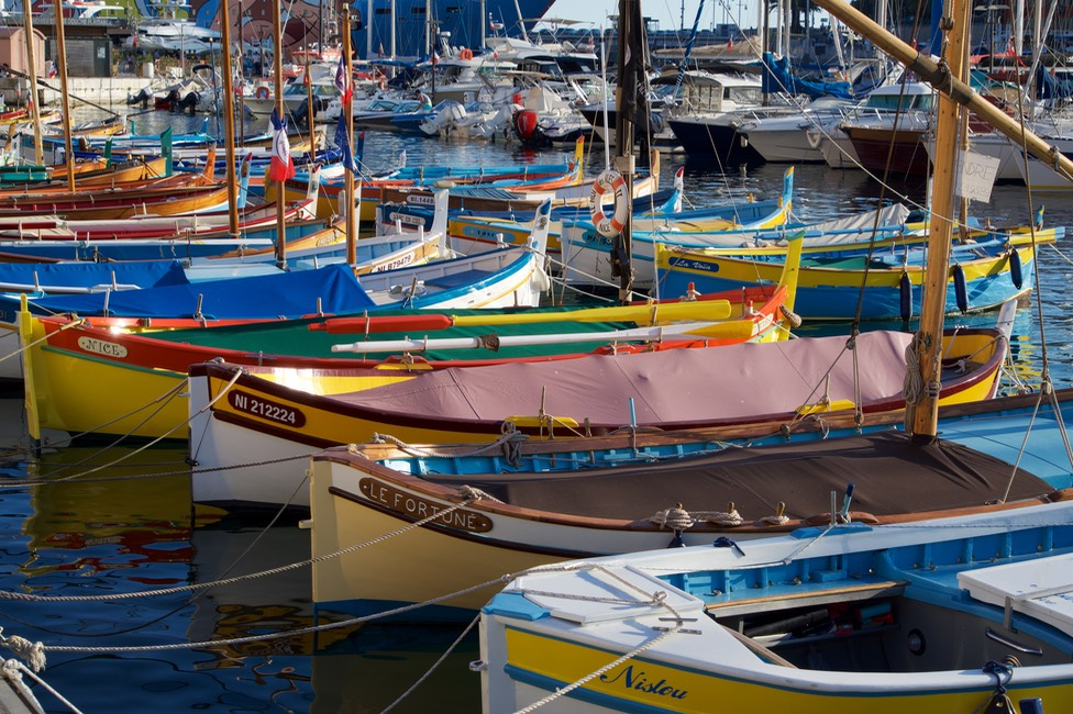 170608 13 Small boats Nice Harbour