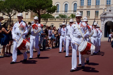 170610 4 Monaco Changing of the guard