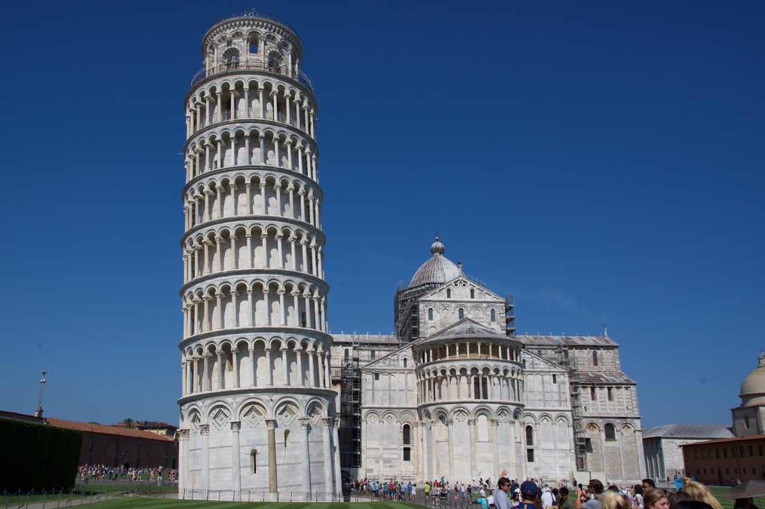 170626 9 Pisa Leaning Tower and Cathedral