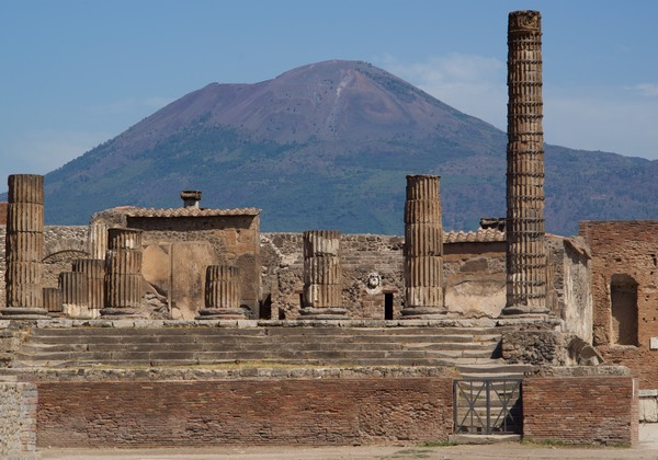170710 Tour of Pompeii Ruins and Mount Vesuvius