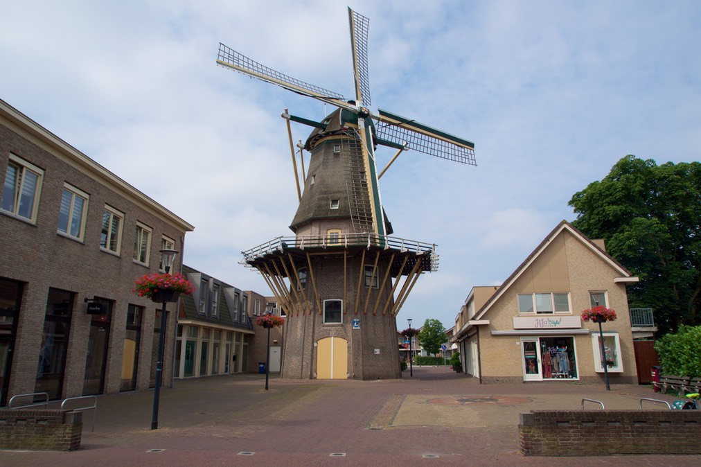 180610 1 The windmills of The Netherlands
