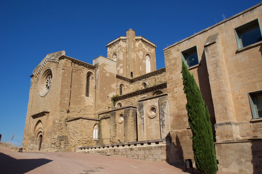 180726 16 Road Trip to Lleida Castell de Rei La Suda Church