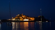 190814 11 Lights of Old Fortress Corfu
